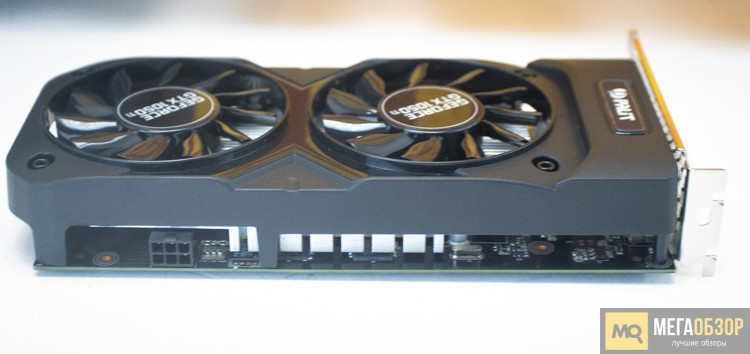 Palit GeForce GTX 1050 Ti Dual