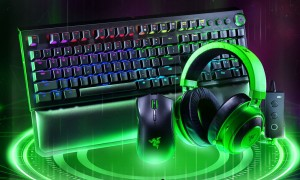 Razer выпускает Kraken Tournament Edition, BlackWidow Elite и Mamba Wireless