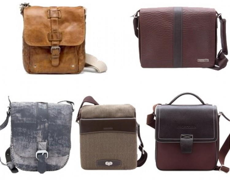 8eabef22b3a8 Выбирая мужскую сумку не надо быть консервативным и отдавать предпочтение  исключительно моделям из натуральной кожи. Объективно кожаные модели  смотрятся ...