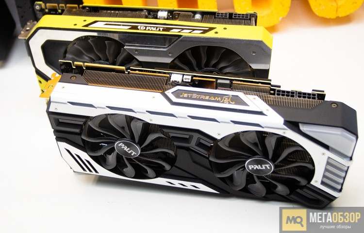 Palit GeForce RTX 2080 Super JetStream