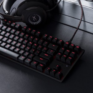 Лучшая клавиатура на Cherry MX Brown. HyperX Alloy FPS