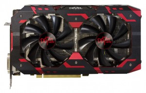 Представлена видеокарта PowerColor Red Devil RX 590 8GB GDDR5