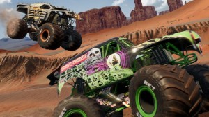 Monster Jam Steel Titans выйдет летом