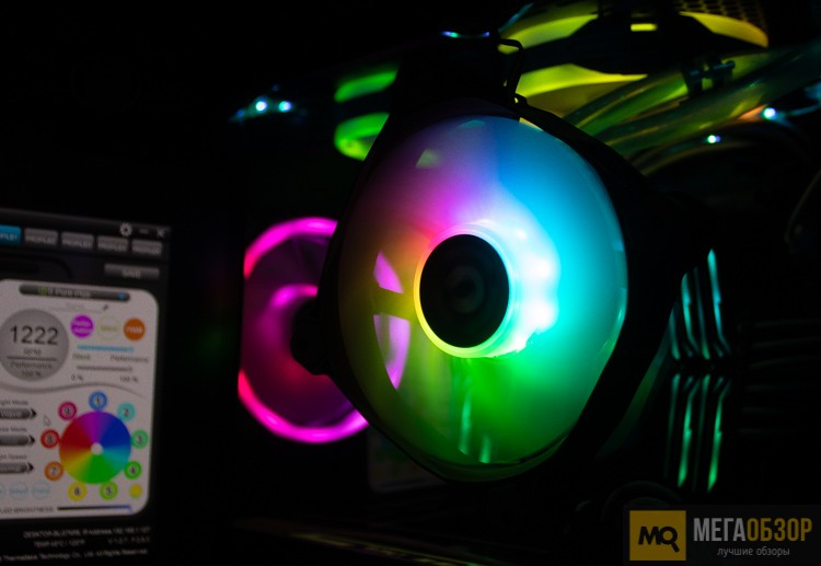 Thermaltake Pure Plus 12 RGB