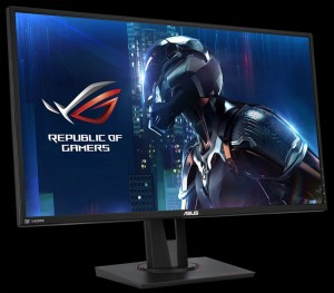 Монитор ASUS ROG Swift PG278QE обладает частотой обновления 165 Гц