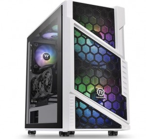 Thermaltake Commander C31 в белом цвете