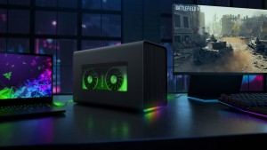Новый корпус Razer Core X Chroma