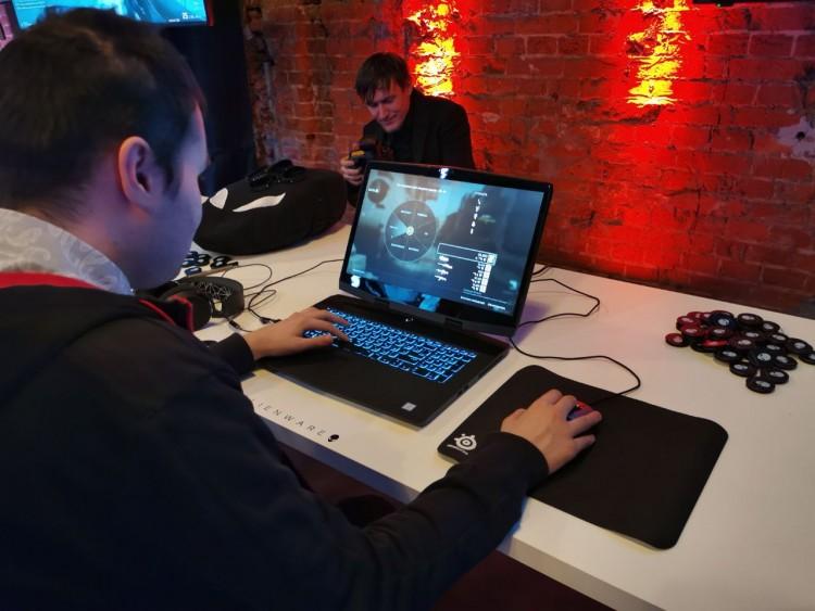 Dell представила игровые ноутбуки и ПК нового поколения