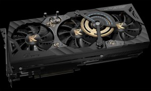 Colorful iGame GeForce RTX 2080 Ti Kudan выглядит шикарно