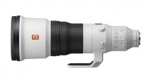 Объектив Sony FE 600mm F4 GM OSS оценен в 13 000 долларов