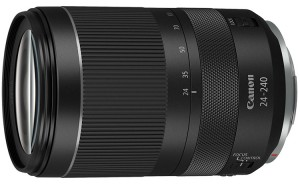 Canon RF 24-240mm F4-6.3 IS USM стоит 900 долларов