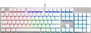 Cooler Master анонсировала клавиатуры SK650 White Limited Edition и SK630 White Limited Edition