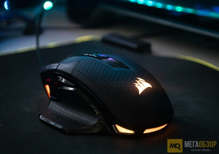 Corsair Nightsword RGB