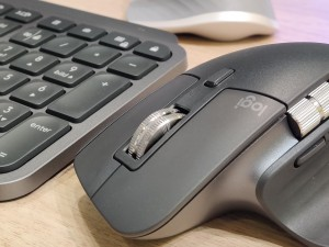 Logitech MX Master 3 и Logitech MX Keys на выставке IFA 2019