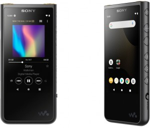 Walkman NW-ZX500 на Android