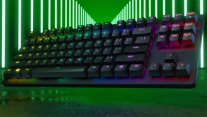 Razer Huntsman Tournament Edition выглядит шикарно