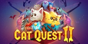 Обзор Cat Quest II. Очень атмосферно