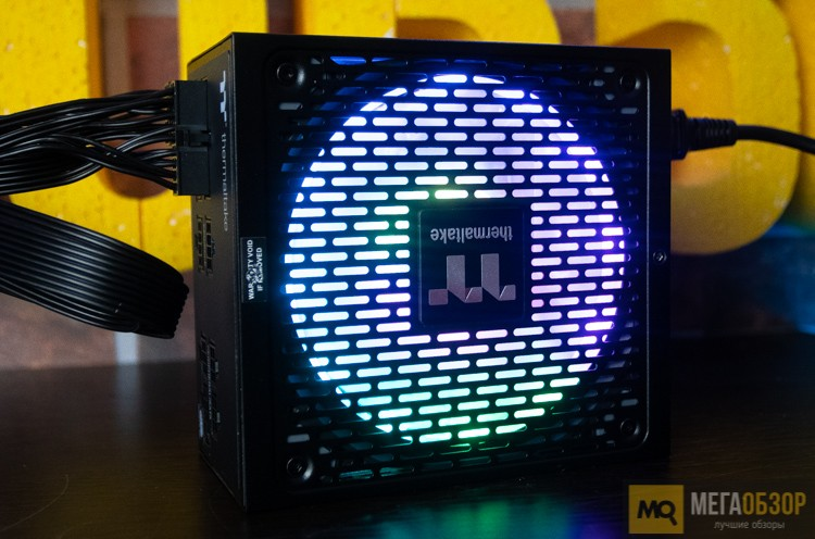 Thermaltake Toughpower GF1 ARGB 750W