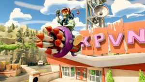 EA запускает Plants vs Zombies: Battle for Neighborville
