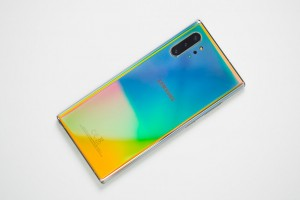 Samsung Galaxy Note10 Lite засветился в бенчмарке