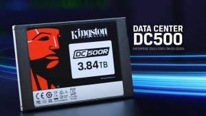Kingston DC500R SSD емкостью 3.84TB