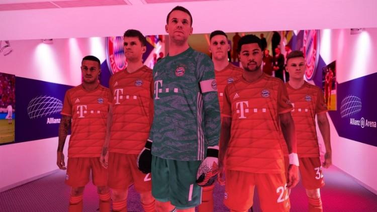 Бавария просмотр футболистов