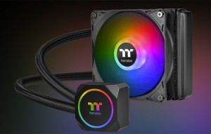 Представлена СЖО Thermaltake TH120/TH240 ARGB Sync