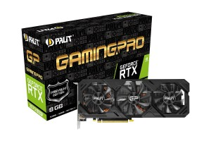 Представлены Palit GeForce RTX 2080 SUPER и GeForce RTX 2070 SUPER серии GamingPro