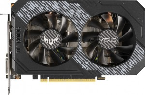 Лучшая видеокарта RTX 2060. ASUS TUF GeForce RTX 2060 Gaming OC (4718017262521)