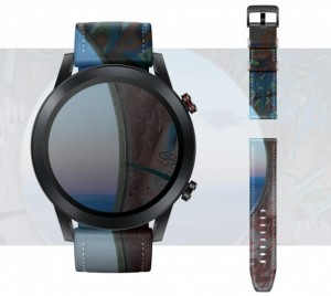 Honor MagicWatch 2 Limited Edition выглядит стильно