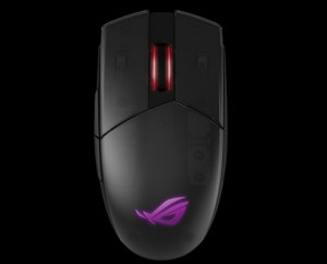 Представлена мышь ASUS ROG Strix Impact II Wireless с датчиком на 16 000 DPI