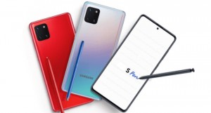 Смартфон Samsung Galaxy Note10 вышел в России