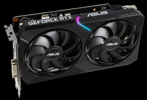 Представлены 3D-карты ASUS Dual GeForce RTX 2060 Mini