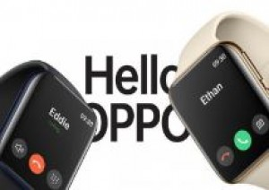 OPPO Watch получит дисплей на 1.91 дюйма
