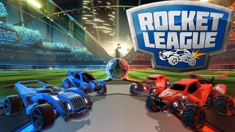 Rocket League побила онлайн рекорд в Steam - MegaObzor