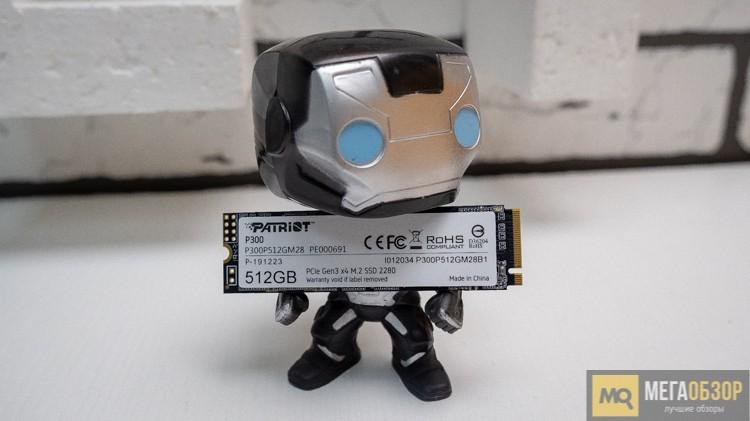 Patriot Memory P300P512GM28