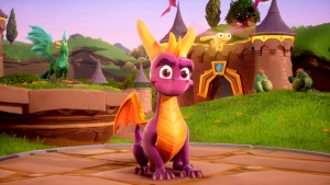 Обзор Spyro Reignited Trilogy для Nintendo Switch. Такими нужно делать ремейки
