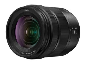 Объектив Panasonic Lumix S 20-60mm F3.5-5.6 (S-R2060) оценен в $600