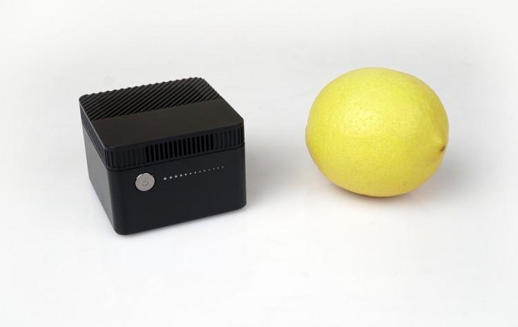Крошечный ПК LarkBox получит CPU Intel Celeron J4115