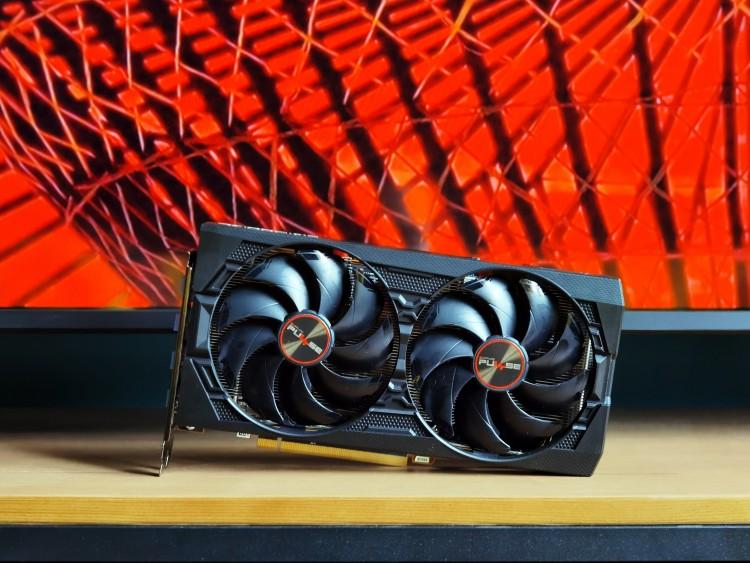 Sapphire Pulse Radeon RX 5500 XT 8Gb