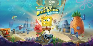 Обзор SpongeBob SquarePants: Battle for Bikini Bottom - Rehydrated