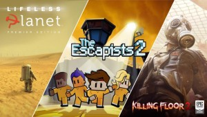 Epic Games Store раздает три бесплатные игры The Escapists 2, Lifeless Planet и Killing Floor 2