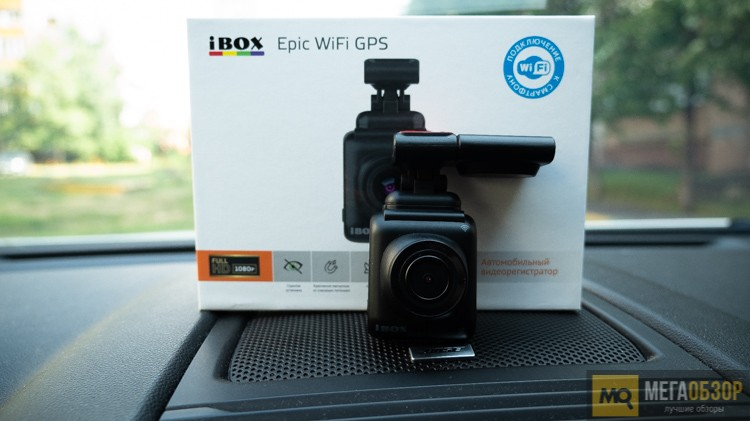 iBOX Epic WiFi GPS