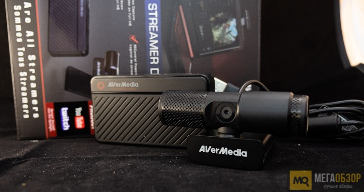 AVerMedia Live Streamer DUO 311D