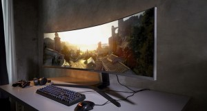 Монитор Xiaomi Mi Curved Gaming Monitor оценен в 400 евро