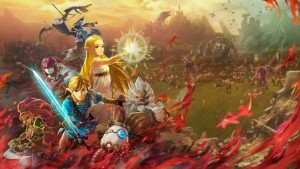 Nintendo анонсировала приквел Hyrule Warriors: Age of Calamity к Breath of the Wild