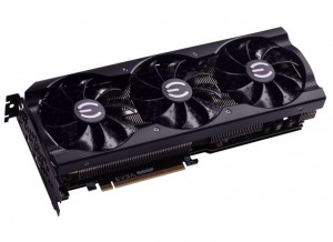 Видеокарта EVGA GeForce RTX 3070 XC3 выйдет в октябре