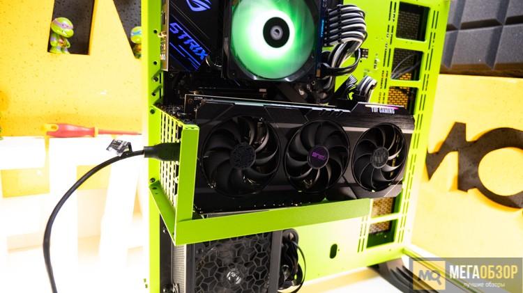 ASUS TUF Gaming GeForce RTX 3070 OC 8GB