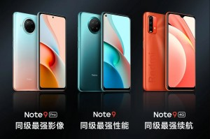 Продажи Redmi Note 9 в Китае превысили 300000 единиц