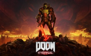 DOOM Eternal выйдет на Nintendo Switch в декабре